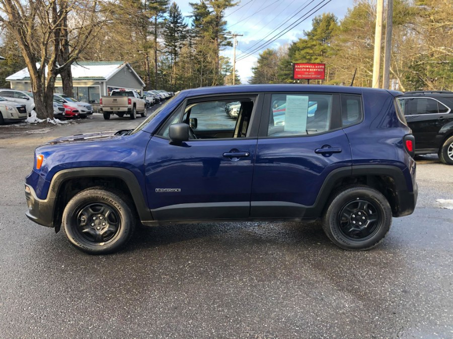 2018 Jeep Renegade Sport 4x4, available for sale in Harpswell, Maine | Harpswell Auto Sales Inc. Harpswell, Maine