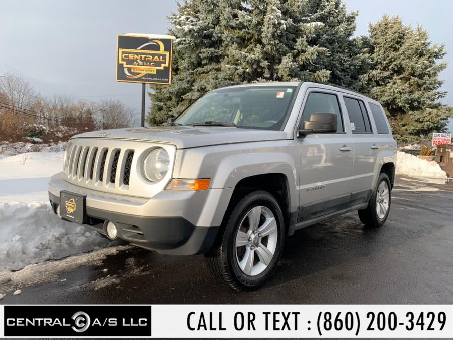 Used Jeep Patriot 4WD 4dr Latitude 2011 | Central A/S LLC. East Windsor, Connecticut