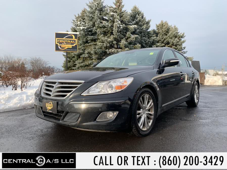 Used Hyundai Genesis 4dr Sdn V8 2011 | Central A/S LLC. East Windsor, Connecticut