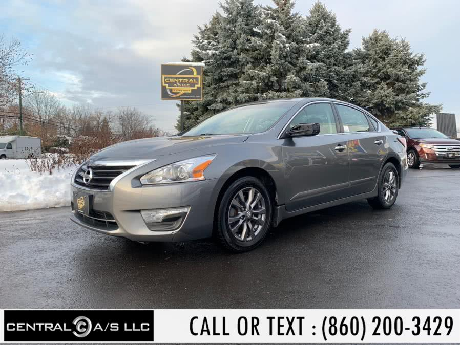 Used 2015 Nissan Altima in East Windsor, Connecticut | Central A/S LLC. East Windsor, Connecticut