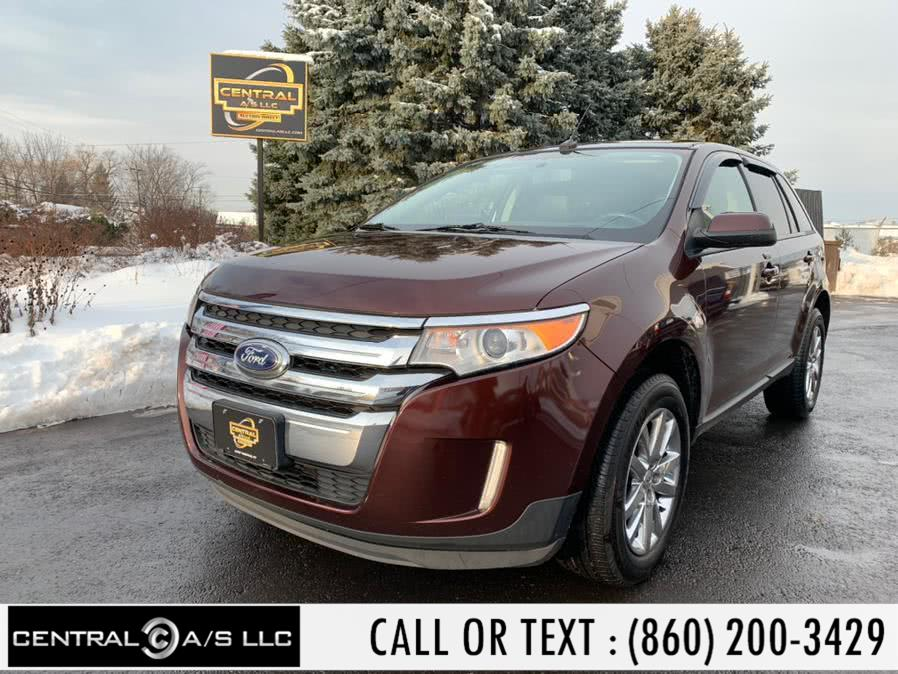 Used Ford Edge 4dr SEL AWD 2012 | Central A/S LLC. East Windsor, Connecticut
