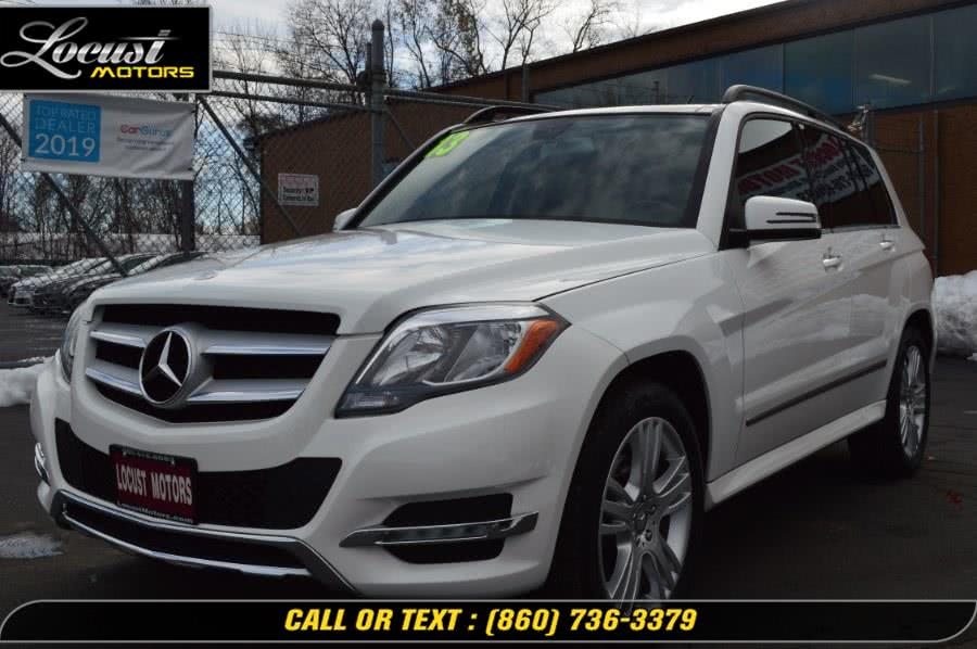 Used 2013 Mercedes-Benz GLK-Class in Hartford, Connecticut | Locust Motors LLC. Hartford, Connecticut