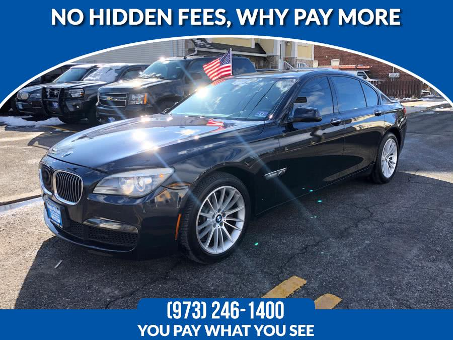 Used 2011 BMW 7 Series in Lodi, New Jersey | Route 46 Auto Sales Inc. Lodi, New Jersey