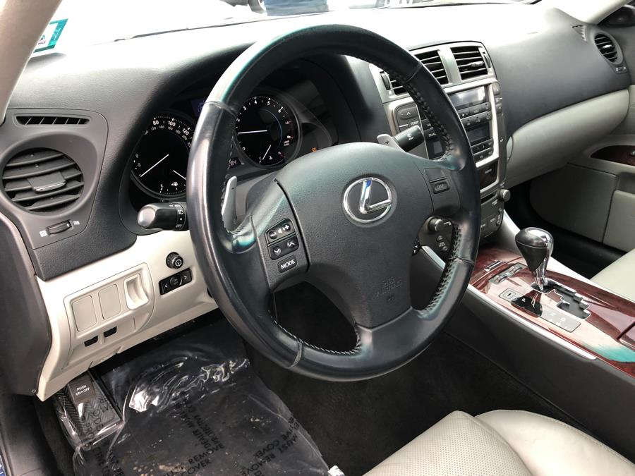 Used Lexus IS 250 4dr Sport Sdn Auto AWD 2008 | Route 46 Auto Sales Inc. Lodi, New Jersey
