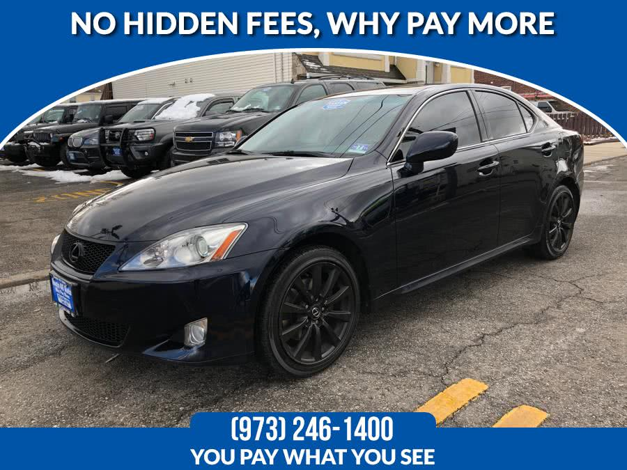 Used 2008 Lexus IS 250 in Lodi, New Jersey | Route 46 Auto Sales Inc. Lodi, New Jersey