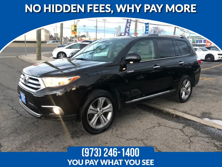 Used 2011 Toyota Highlander in Lodi, New Jersey | Route 46 Auto Sales Inc. Lodi, New Jersey