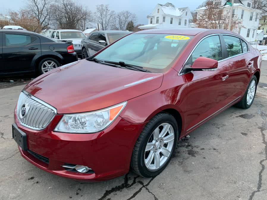 Used 2011 Buick LaCrosse in New Britain, Connecticut | Central Auto Sales & Service. New Britain, Connecticut