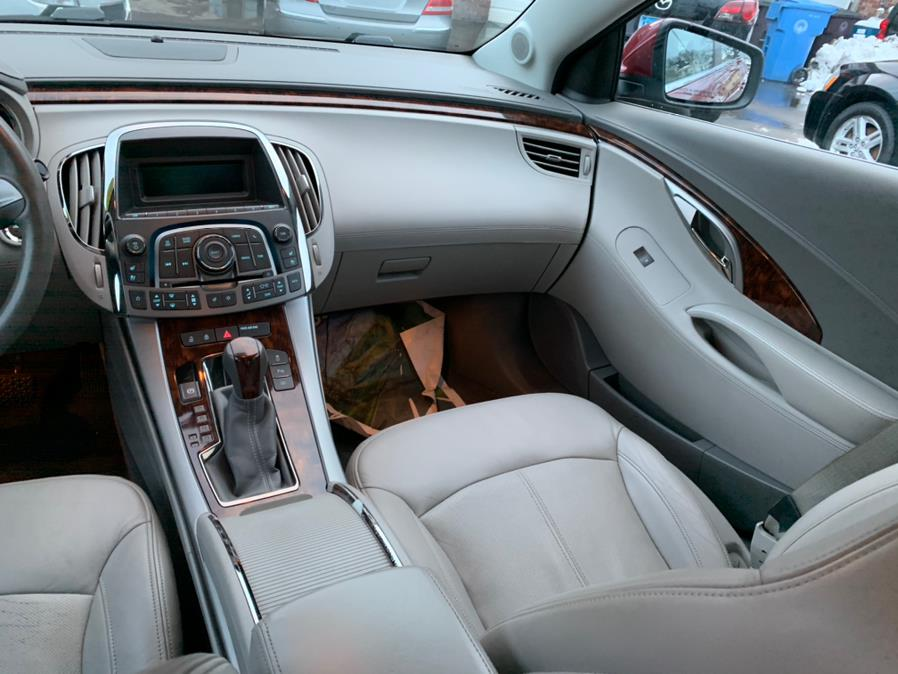 2011 Buick LaCrosse 4dr Sdn CXL AWD, available for sale in New Britain, Connecticut | Central Auto Sales & Service. New Britain, Connecticut