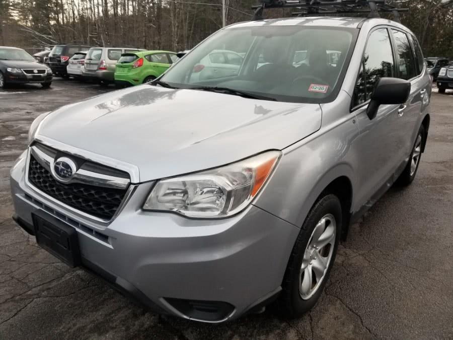 Used Subaru Forester 4dr Auto 2.5i PZEV 2014 | ODA Auto Precision LLC. Auburn, New Hampshire