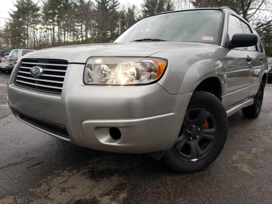 Used Subaru Forester 4dr 2.5 X Auto 2006 | ODA Auto Precision LLC. Auburn, New Hampshire