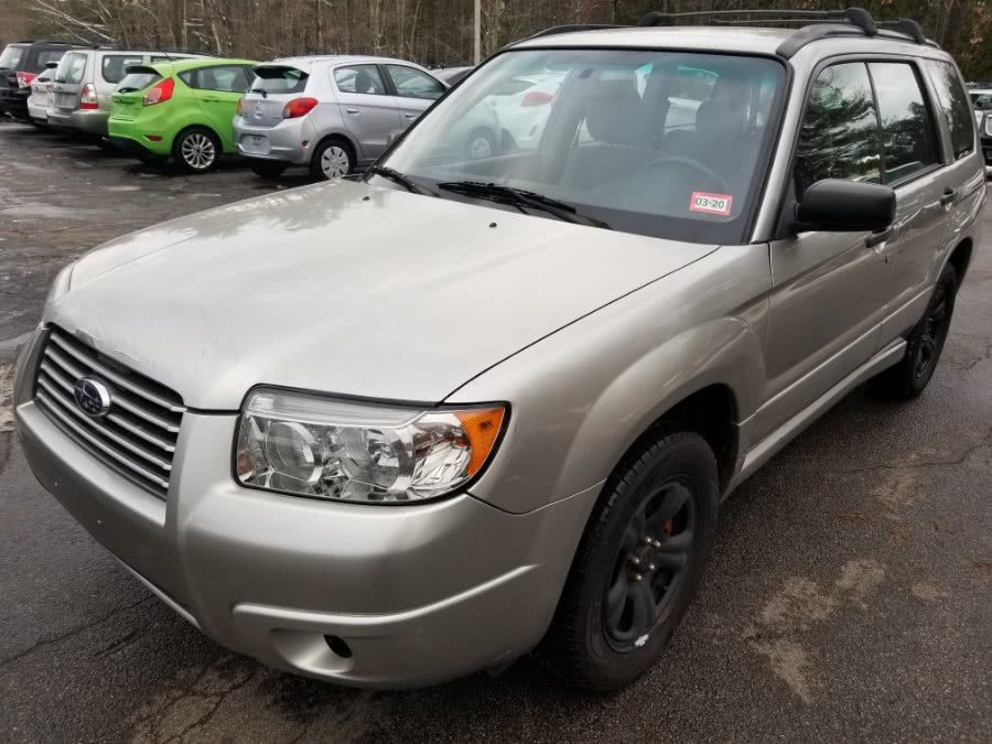 Used Subaru Forester 4dr 2.5 X Auto 2006 | ODA Auto Precision LLC. Auburn, New Hampshire