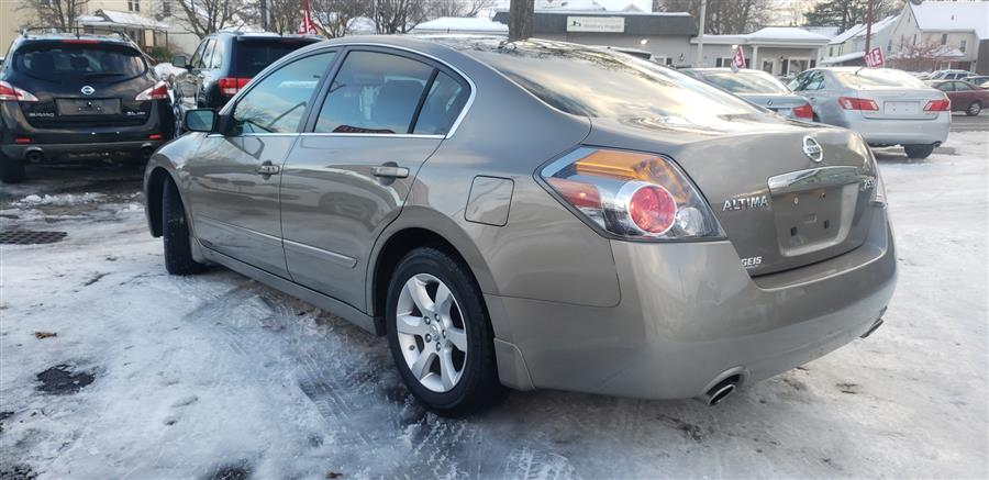 2007 Nissan Altima 4dr Sdn I4 CVT 2.5 S, available for sale in Springfield, Massachusetts | Absolute Motors Inc. Springfield, Massachusetts