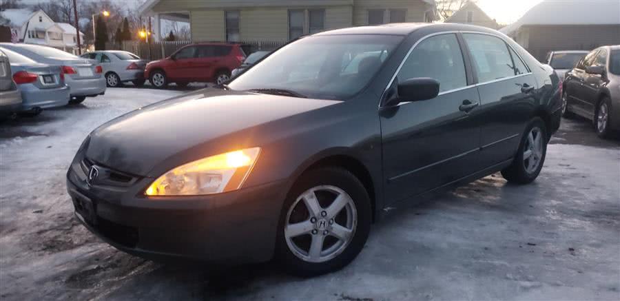 Used 2004 Honda Accord Sdn in Springfield, Massachusetts | Absolute Motors Inc. Springfield, Massachusetts