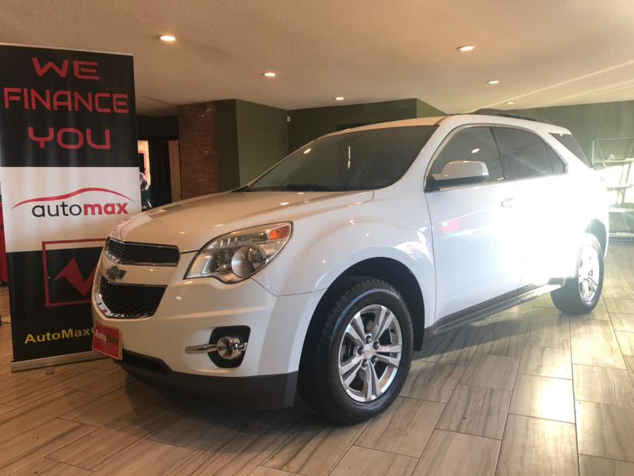 Used 2013 Chevrolet Equinox in West Hartford, Connecticut | AutoMax. West Hartford, Connecticut