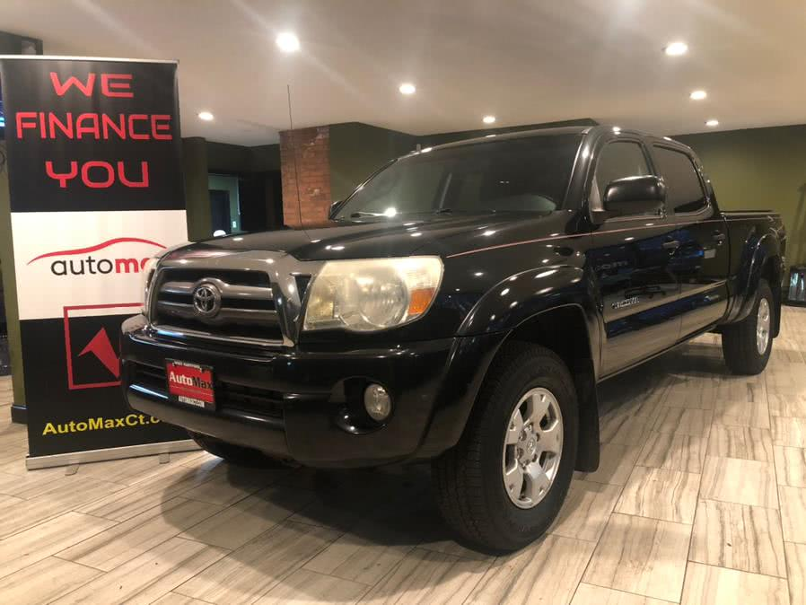Used Toyota Tacoma 4WD Double LB V6 AT (Natl) 2010 | AutoMax. West Hartford, Connecticut