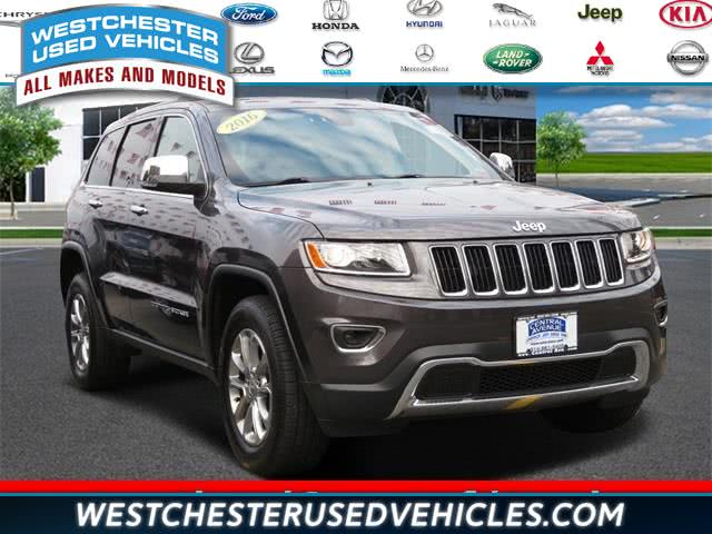 Used 2016 Jeep Grand Cherokee in White Plains, New York | Westchester Used Vehicles . White Plains, New York