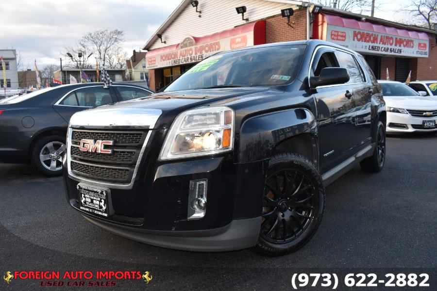 Used GMC Terrain AWD 4dr SLE-1 2010 | Foreign Auto Imports. Irvington, New Jersey
