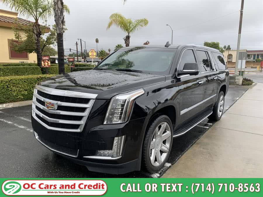 Used 2016 Cadillac Escalade in Garden Grove, California | OC Cars and Credit. Garden Grove, California
