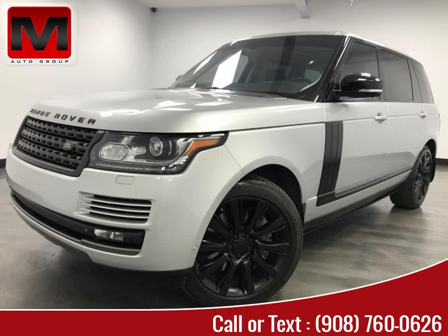 Used 2014 Land Rover Range Rover in Elizabeth, New Jersey | M Auto Group. Elizabeth, New Jersey