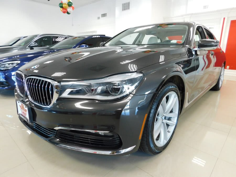 Used 2016 BMW 7 Series in Elizabeth, New Jersey | Supreme Motor Sport. Elizabeth, New Jersey