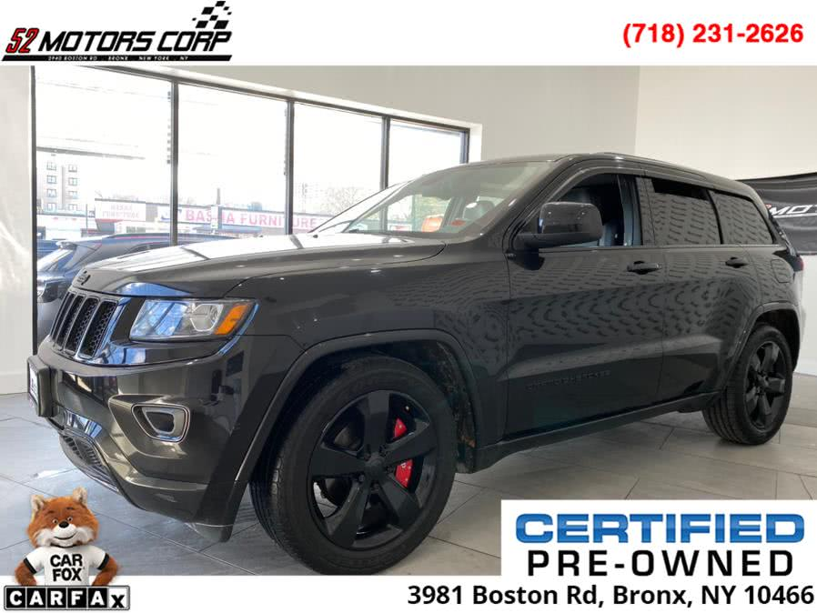 Used 2015 Jeep Grand Cherokee in Woodside, New York | 52Motors Corp. Woodside, New York