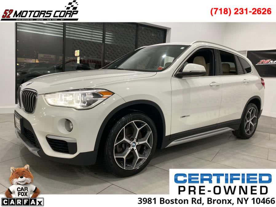 Used 2016 BMW X1 in Bronx, New York | 52Motors Corp. Bronx, New York