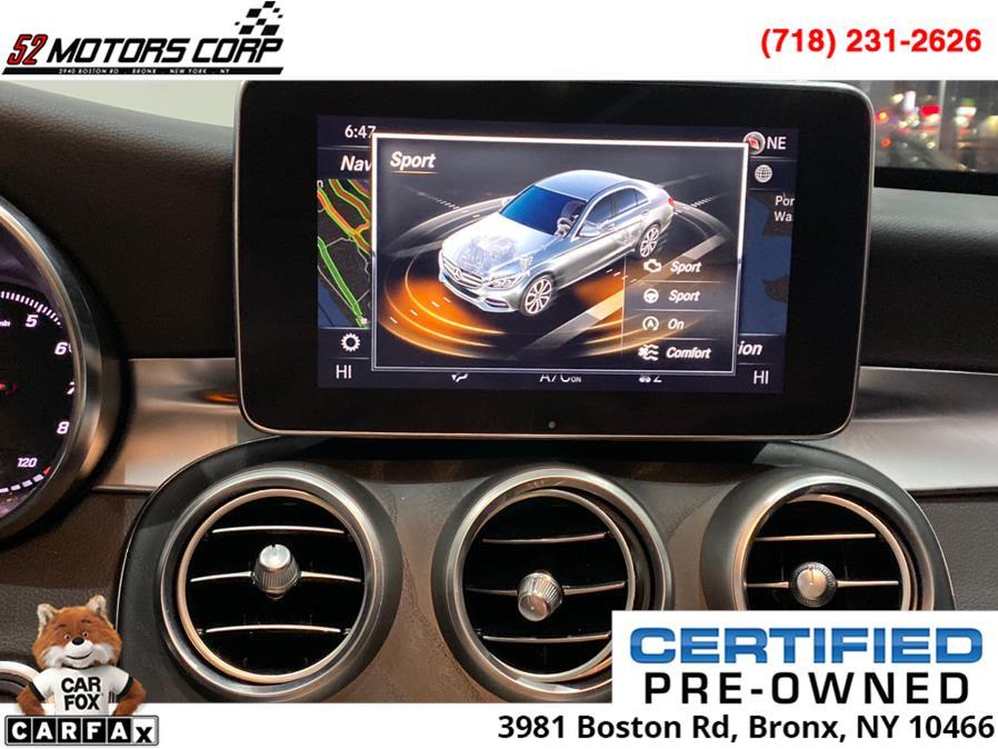 Used Mercedes-Benz C-Class C300 4MATIC Sedan with Luxury Pkg 2017 | 52Motors Corp. Woodside, New York