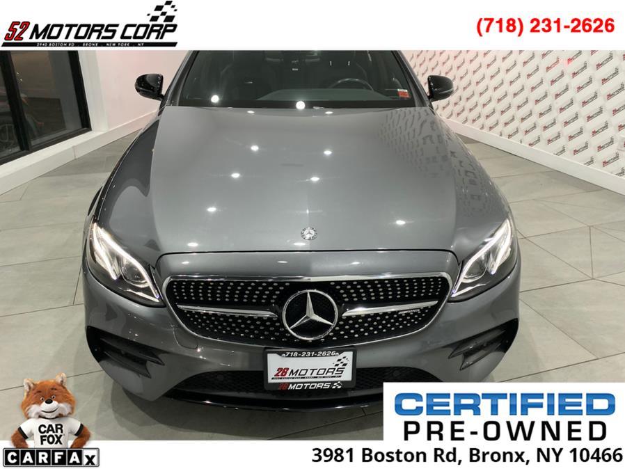 Used Mercedes-Benz E-Class ///AMG AMG E 43 4MATIC Sedan 2017   52Motors Corp. Woodside, New York