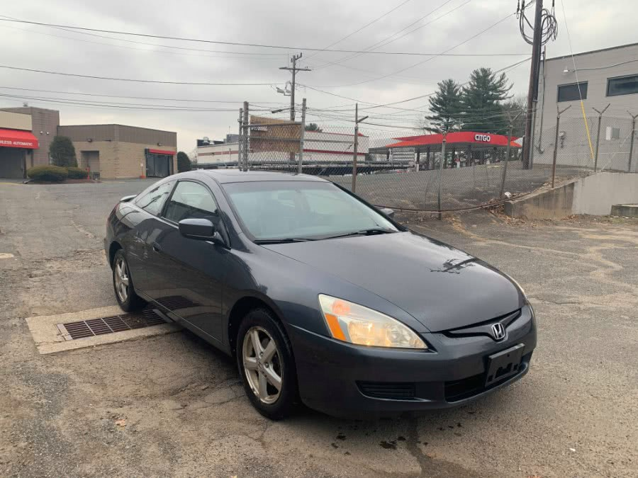 Used 2004 Honda Accord Cpe in Bloomfield, Connecticut | Integrity Auto Sales and Service LLC. Bloomfield, Connecticut