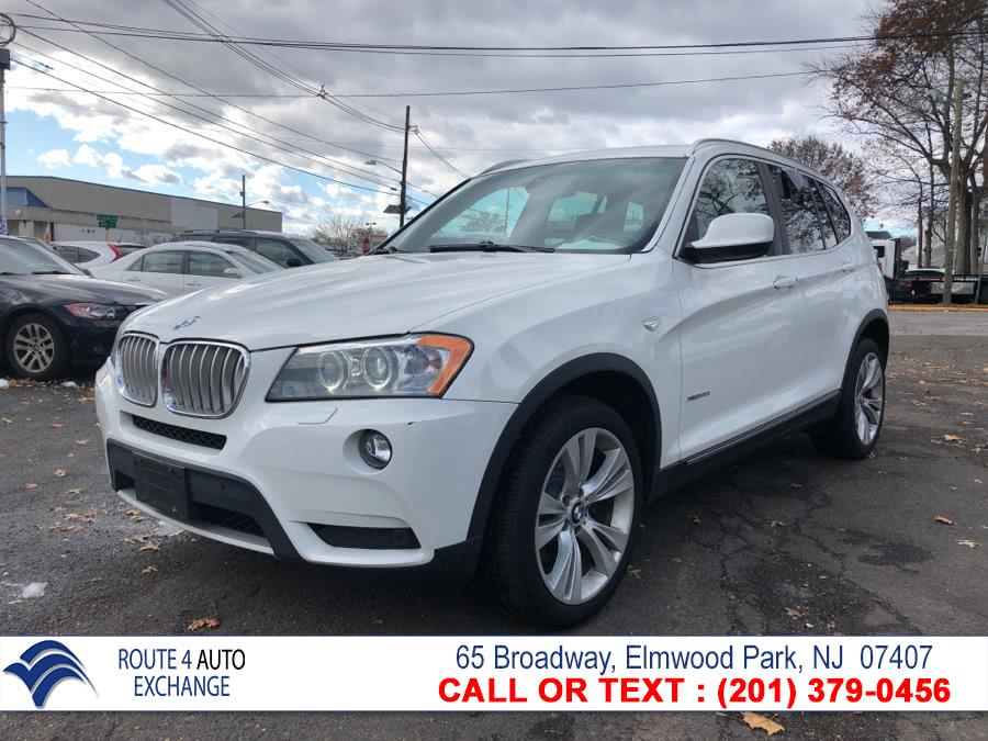 Used 2012 BMW X3 in Elmwood Park, New Jersey | Route 4 Auto Exchange. Elmwood Park, New Jersey