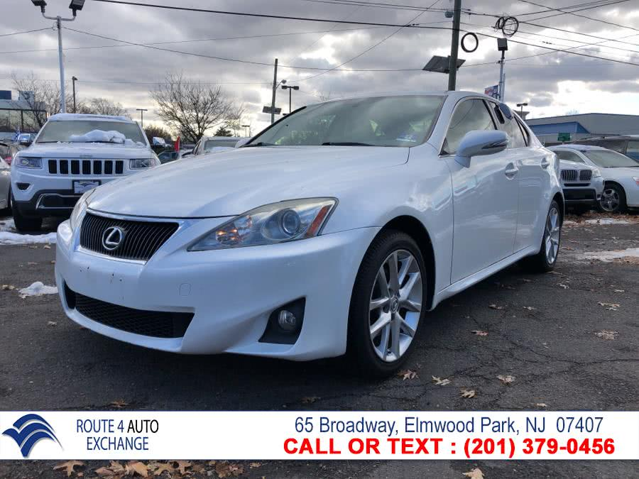 Used 2011 Lexus IS 250 in Elmwood Park, New Jersey | Route 4 Auto Exchange. Elmwood Park, New Jersey