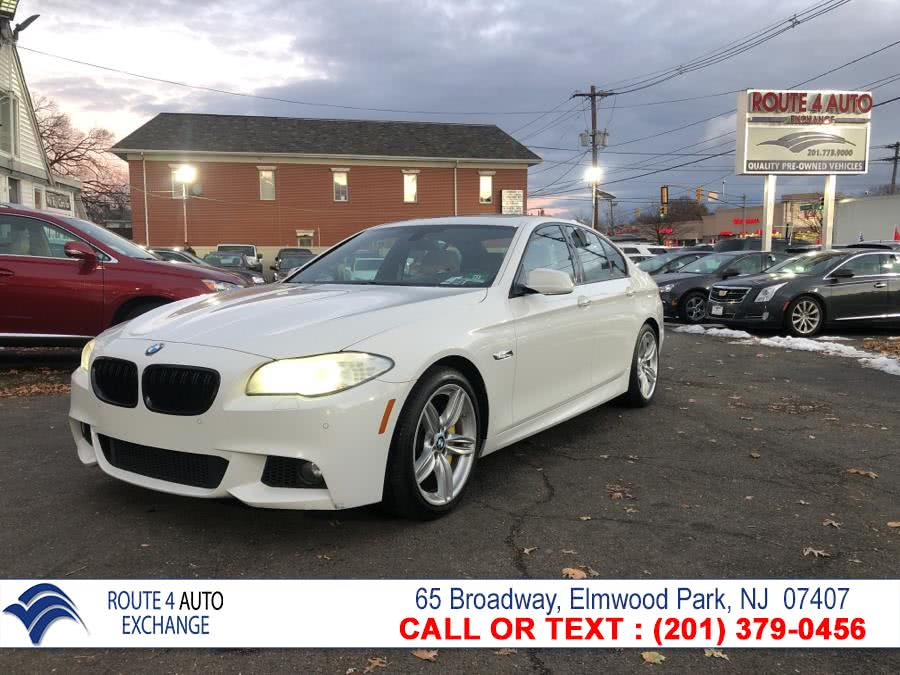 Used 2013 BMW 5 Series in Elmwood Park, New Jersey | Route 4 Auto Exchange. Elmwood Park, New Jersey