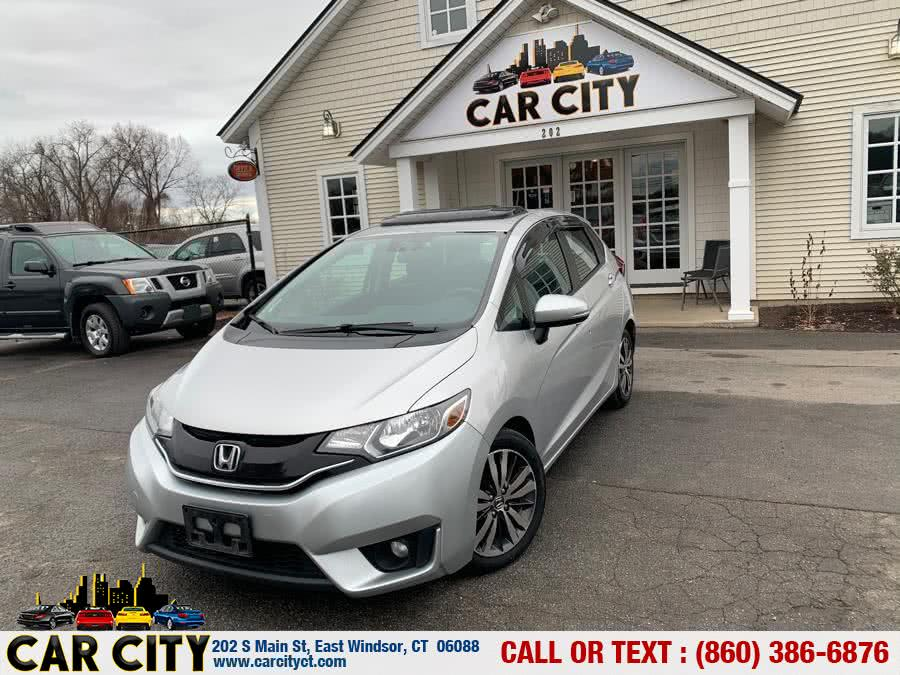 Used 2015 Honda Fit in East Windsor, Connecticut | Car City LLC. East Windsor, Connecticut