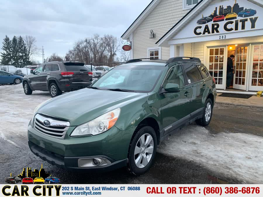 Used 2010 Subaru Outback in East Windsor, Connecticut | Car City LLC. East Windsor, Connecticut