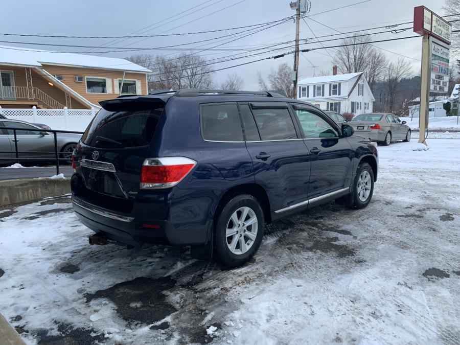Used Toyota Highlander 4WD 4dr V6 SE (Natl) 2013   Routhier Auto Center. Barre, Vermont