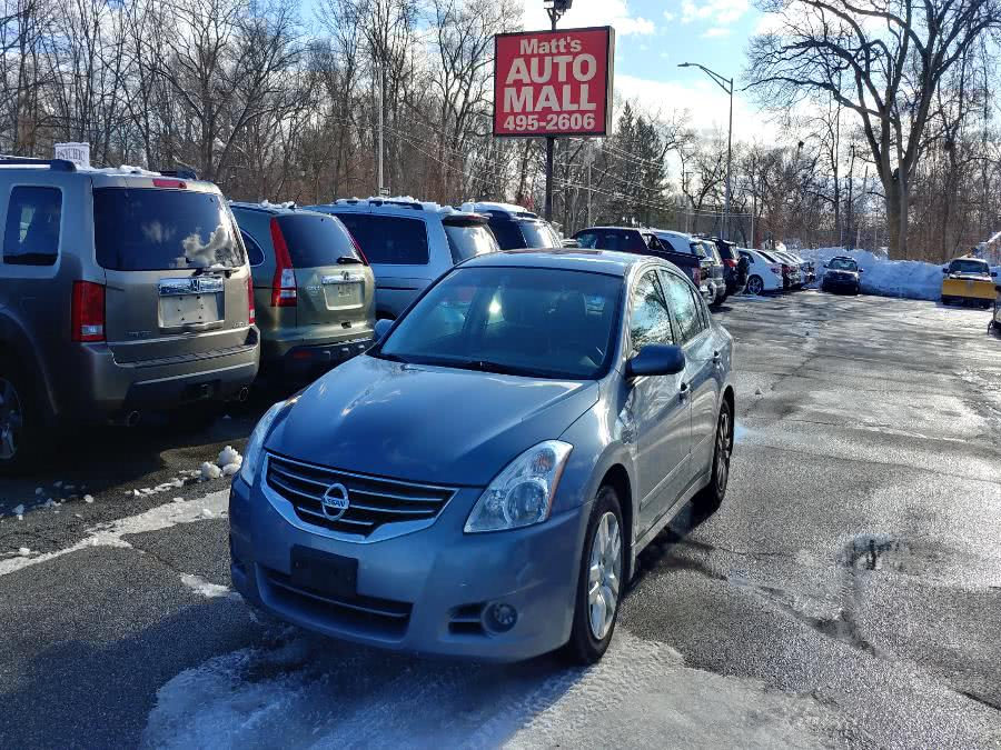 Used 2011 Nissan Altima in Chicopee, Massachusetts | Matts Auto Mall LLC. Chicopee, Massachusetts