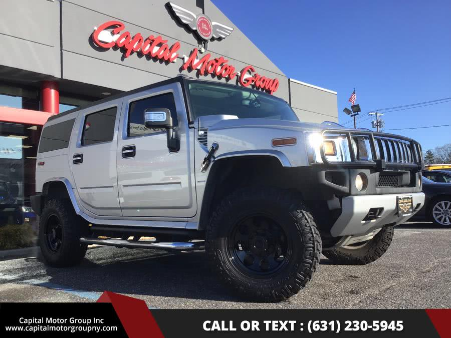 Used 2008 HUMMER H2 in Medford, New York | Capital Motor Group Inc. Medford, New York