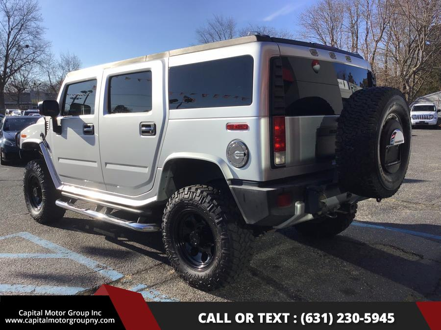Used HUMMER H2 4WD 4dr SUV 2008 | Capital Motor Group Inc. Medford, New York