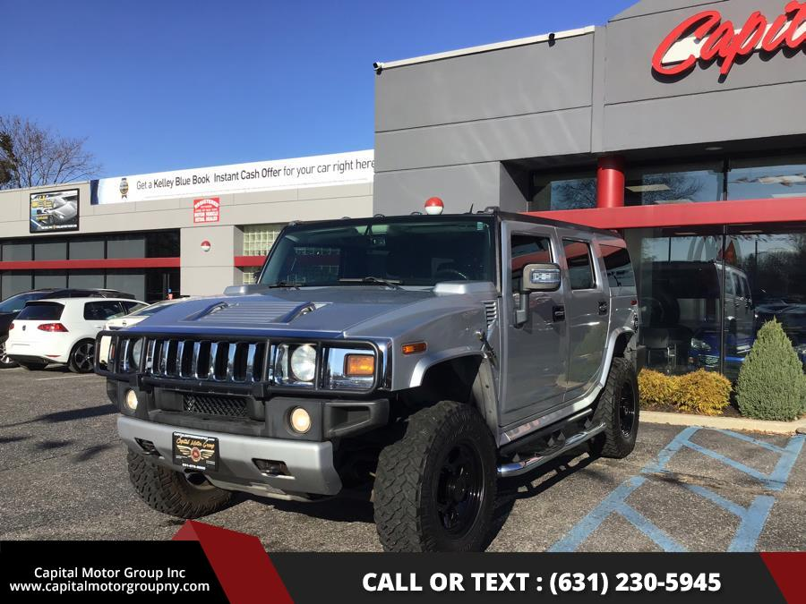2008 HUMMER H2 4WD 4dr SUV, available for sale in Medford, New York | Capital Motor Group Inc. Medford, New York