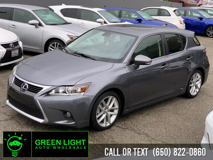 Used 2017 Lexus CT 200h in Daly City, California | Green Light Auto Wholesale. Daly City, California