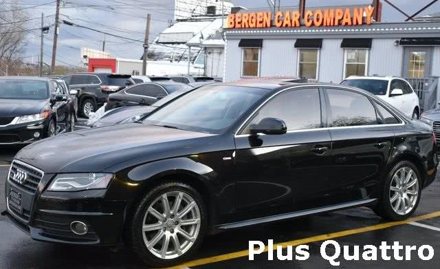 Used 2012 Audi A4 in Lodi, New Jersey | Bergen Car Company Inc. Lodi, New Jersey