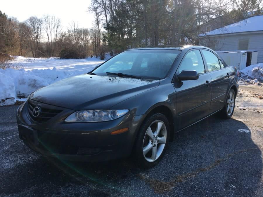 Used 2005 Mazda Mazda6 in Norwich, Connecticut | Elite Auto Brokers LLC. Norwich, Connecticut