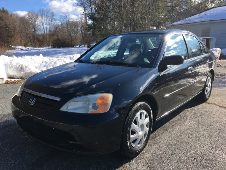 Used 2001 Honda Civic in Norwich, Connecticut | Elite Auto Brokers LLC. Norwich, Connecticut