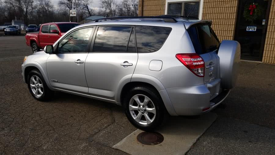 Used Toyota RAV4 4WD 4dr V6 5-Spd AT Ltd (Natl) 2009 | Saybrook Leasing and Rental LLC. Old Saybrook, Connecticut