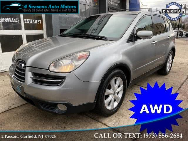 Used 2006 Subaru B9 Tribeca in Garfield, New Jersey | 4 Seasons Auto Motors. Garfield, New Jersey