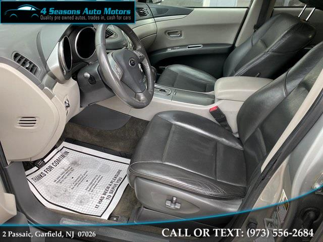 2006 Subaru B9 Tribeca Limited, available for sale in Garfield, New Jersey | 4 Seasons Auto Motors. Garfield, New Jersey