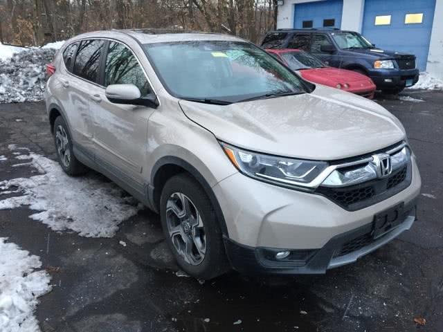 Used Honda Cr-v EX 2018 | Sullivan Automotive Group. Avon, Connecticut