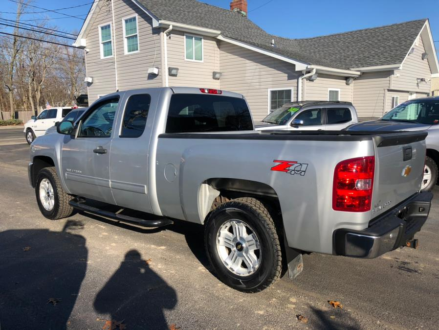 """Used Chevrolet Silverado 1500 4WD Ext Cab 143.5"""" LT 2013 