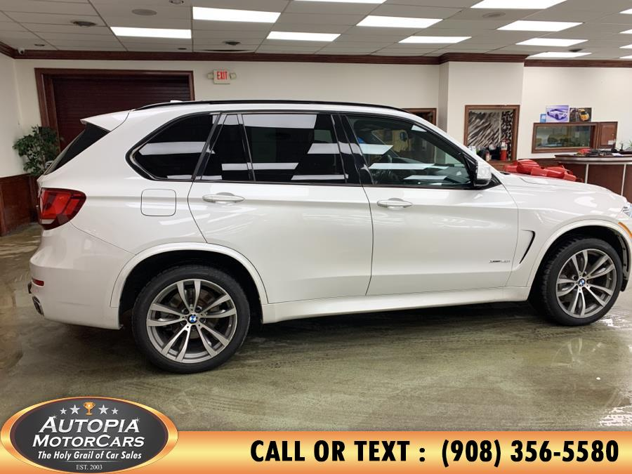 Used BMW X5 AWD 4dr xDrive50i M-SPORT 2015 | Autopia Motorcars Inc. Union, New Jersey