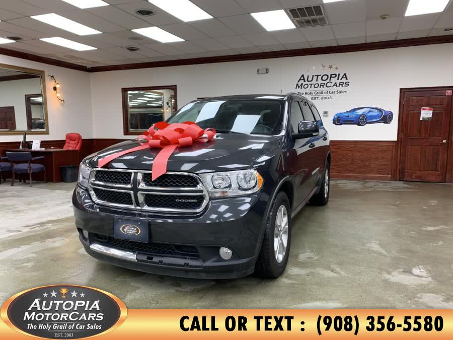 Used 2011 Dodge Durango in Union, New Jersey | Autopia Motorcars Inc. Union, New Jersey